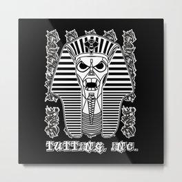 Tutting, Inc. Pharaohtron Burner Metal Print