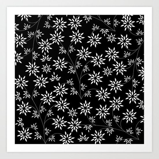 PatternD Art Print