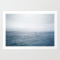 orca Art Prints featuring Orca by Eric Kimberlin Bowley