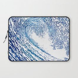 Pacific Waves IV Laptop Sleeve
