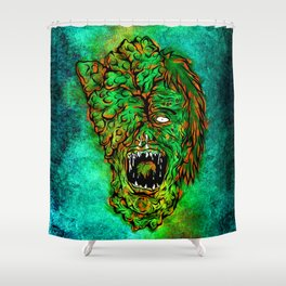 THE LAST INFECTION Shower Curtain