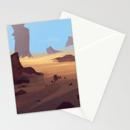 Does this look natural to you?  Stationery Cards