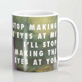 Mona on the Dancefloor Coffee Mug