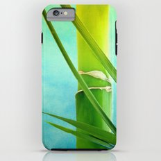 WELLNESS BAMBOO Tough Case iPhone 6 Plus