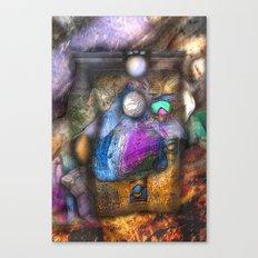 Peak Misunderstanding  Canvas Print