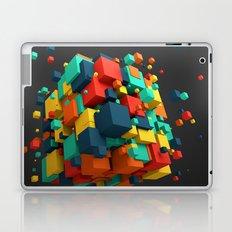 Cool Cube Laptop & iPad Skin