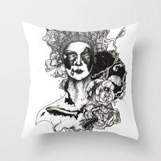 Wildhoney Throw Pillow