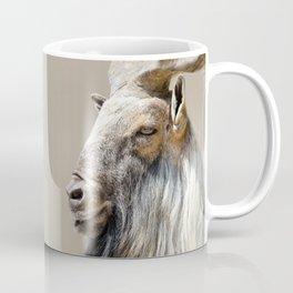 Proud Markhor Coffee Mug