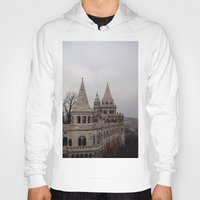 budapest hotel Hoodies featuring Budapest by L'Ale shop