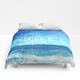 Take me to the ocean Comforters