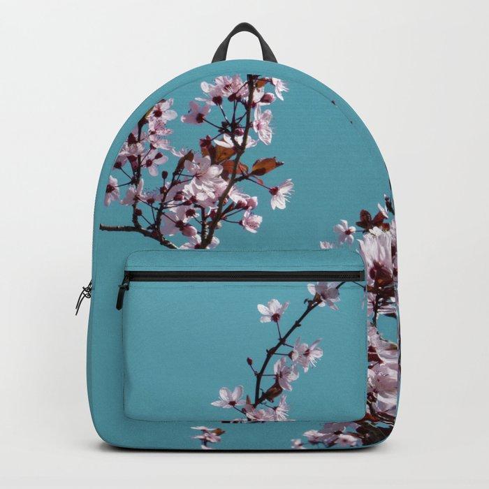 Tree in spring Backpack