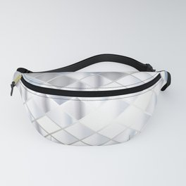 Glass Square Fanny Pack