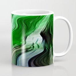 Liquid Grass Coffee Mug