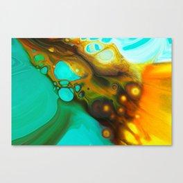 Acrylic 21 Canvas Print