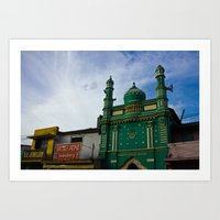 Sri Lanka | Mosque  Art Print