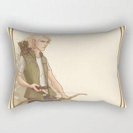 Mark Blackthorn Rectangular Pillow