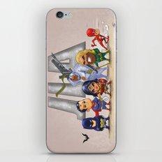 JLA iPhone & iPod Skin