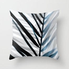 Palm Leaves 18 Throw Pillow