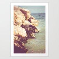 rocky Art Prints featuring Rocky by Patrik Lovrin Photography