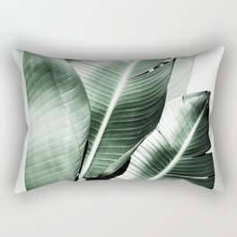 Banana leaf akin Rectangular Pillow