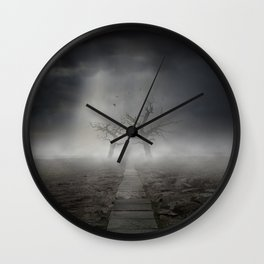Forgotten Land Wall Clock