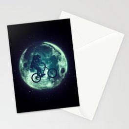 E.T.B. (variant) Stationery Cards
