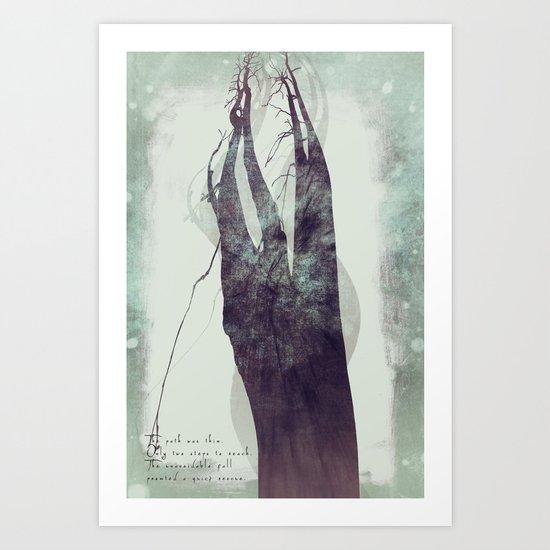 THE DEPARTUUM Art Print