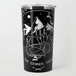 Go Explore The Dinner Travel Mug