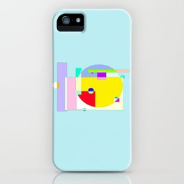 Crossing  Paths iPhone Case