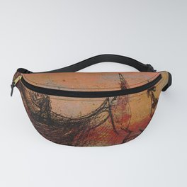 Wreck Fanny Pack