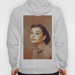 Audrey Hepburn, Hollywood Legend Hoody