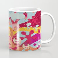 mad Mugs featuring MAD by Piktorama