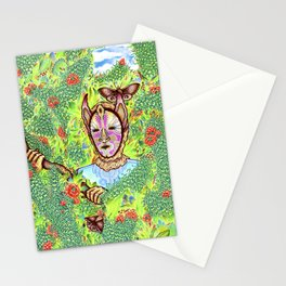 The Bat Catcher Stationery Cards
