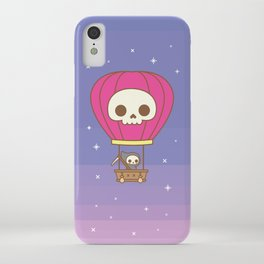 Hot Air Balloon Rides with the Reaper iPhone Case