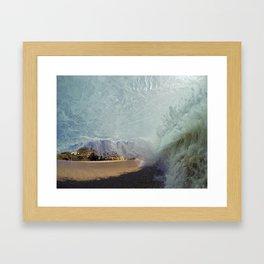 Aliso Ledge Framed Art Print