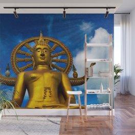 Lord Buddha Thailand Wall Mural