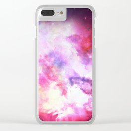 Space 16 Clear iPhone Case
