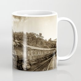 Nostalgic Journey Coffee Mug