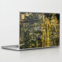 moss Laptop & iPad Skins featuring Moss by Jillian VanZytveld