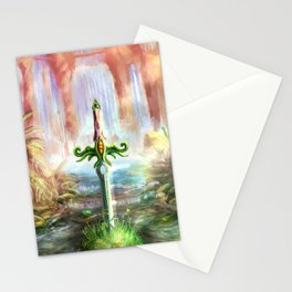 Mana: Endings and Beginnings Stationery Cards