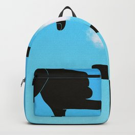 fingers scene frame Backpack