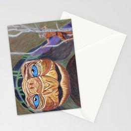 The Neverending Story. Morla and Atreyu Stationery Cards