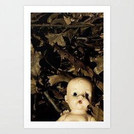 Babydoll Art Print