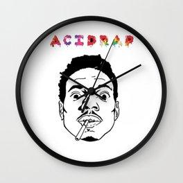 Acid Rap Wall Clock