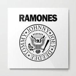Ramones Metal Print