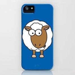 Ooh Zoo – farm-series, Sheep iPhone Case