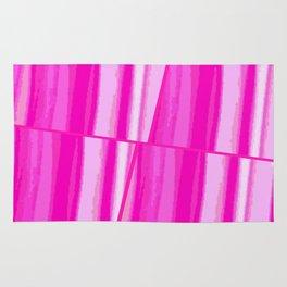 Pink Tile Rug