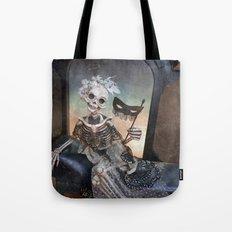 Rucus Studio Catrina In Waiting Tote Bag