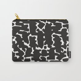 Brush strokes pattern #4 Carry-All Pouch