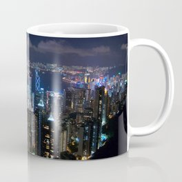 Hong Kong- Victoria Peak Coffee Mug